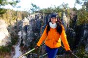 Bohemian Paradise tour - Prachov rocks viewpoint