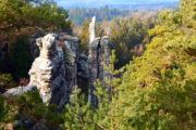 Bohemian Paradise tour - Prachov rocks