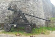 Bohemian Paradise tour - Kost castle catapult