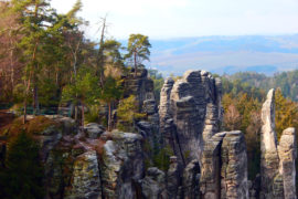Bohemian Paradise tour - Prachov rocks viewpoint